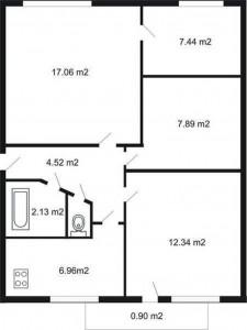 4 istabu