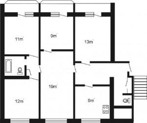 5 istabu