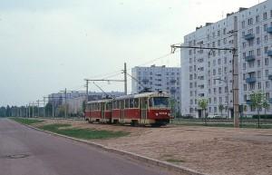 #vipdom_katerina#vipdomrealestate-tramvaj_na_ulice_dammes_v_1984_god